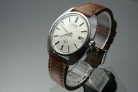 OH, Vintage 1970 JAPAN KING SEIKO SUPERIOR CHRONOMETER CALENDAR 4502-8010 25J.