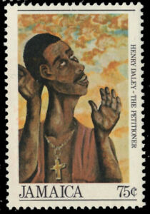 """JAMAICA 569 - """"The Petitioner"""" by Henry Daley (pb39545)"""