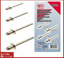 Assortiment de 400 rivets alu aveugles pop