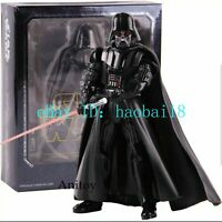 S.H.Figuarts SHF DARTH VADER Star Wars Figure Pvc Toy Gift In Box 15.5cm