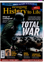 Bring History To Life TOTAL WAR  Magazine 6/2020 June 2020
