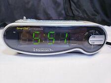 Emerson Research Am/Fm Clock Radio with SmartSet Cks1701 ~ Guc!