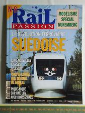 Revue RAIL PASSION 008 - CC 1100 Corpet Louvet hist de famille Nelles Livrees