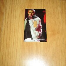 Justin Timberlake Rock Star Light Switch Cover Plate