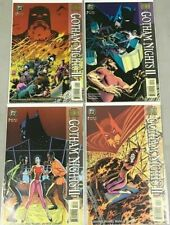BATMAN: GOTHAM KNIGHTS II #'s 1-4 (FULL SET, BATMAN, 1995), VF/NM