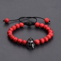 8mm Natural Round Gemstone Bead Handmade Beads Bracelets Charm Jewelry Gift