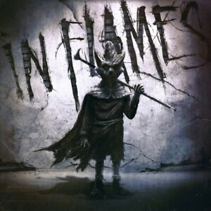 IN FLAMES - I,THE MASK  2 VINYL LP NEUF
