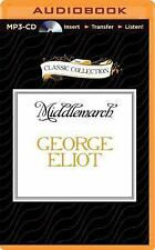 Middlemarch by George Eliot (2015, MP3 CD, Unabridged)
