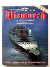 THE DISCOVERY OF THE BISMARCK PAR ROBERT D. BALLARD