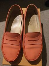 Tod's Suede Loafers Flats for Women