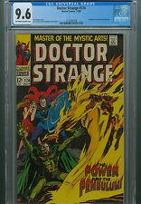 Doctor Strange 174 CGC 9.6 Satannish & Nekron Dr. Ancient One Wong Marvel Comics