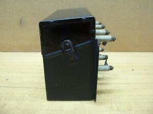 Vintage Ford Model T TT Antique Car Truck Engine Ignition Coil Buzz Box and Lid