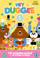 Hey Duggee: The Wedding Badge and Other Stories DVD (2018) Grant Orchard cert U