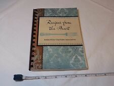 Recipes From the Heart Cookbook Indian River Charitable Association Florida meal