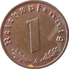 J361   1 Pfennig DRITTE REICH  1938 A in STG-  1502375