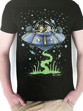 T-shirt - RICK AND MORTY (Neuf, taille M)