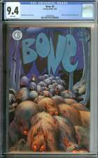 BONE #4 CGC 9.4 WHITE PAGES