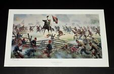 Mort Kunstler - Grandest Charge Ever Seen - Civil War Print