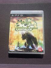 Majin And The Forsaken Kingdom - Jeu Playstation 3 PS3 - Complet Pal FR
