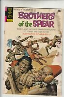 Brothers Of The Spear #2 Comic Book Gold Key Fine