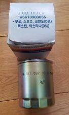 Genuine Ssangyong Korando 2.9 TD Fuel Filter