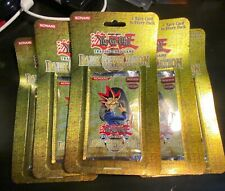 5x Yugioh Dark Revelation Blister/Booster Pack Sealed and Unsearched