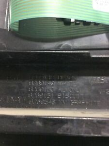 Kenmore Dishwasher Control Panel Part # 8269148