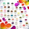 1 Pot DIY 36 Color Glitter Gel UV Nail Art Polish Builder Design Manicure Beauty