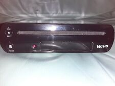 BLACK NINTENDO WII U CONSOLE ONLY - 32GB