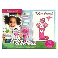American Girl Nature Journal Wellie Wishers Journaling Set Book Stickers Tabs