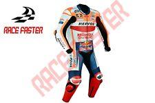 HONDA REPSOL 2020 Neuf MOTO MOTO RACING Motardes en Cuir Costume Toutes Les Tailles
