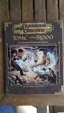 Tome and Blood : A Guide to Wizards and Sorcerers by Bruce R. Cordell and...