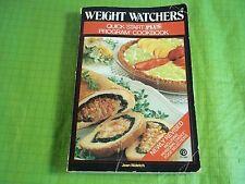 Weight Watchers Quick Start Plus Program Cookbook, Paperback