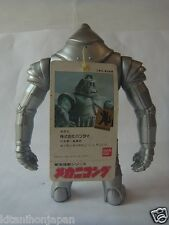 Mechani kong Figure Bandai 1991 vs Godzilla Hard to Find Rare King Kong With Tag