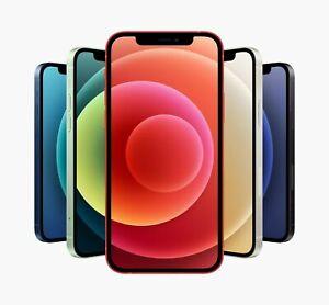 """Apple iPhone 12 Dual SIM 6.1"""" 64GB/128GB/256GB 12MP Phone CN FreeSHIP"""