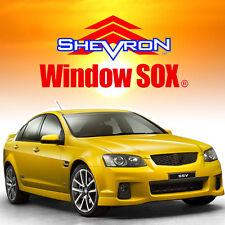 SHEVRON WINDOW SOX HOLDEN VE VF COMMODORE SERIES 1 & 2 SEDAN WS16177 EXPRESS