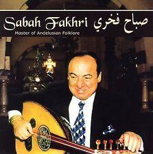 Master of Andelusian Folklore Sabah Fakhri CD