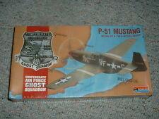 Monogram 1/48 Confederate P-51 Mustang old kit