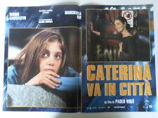 """#LOCANDINA FILM """"CATERINA VA IN CITTA'"""" (A)"""