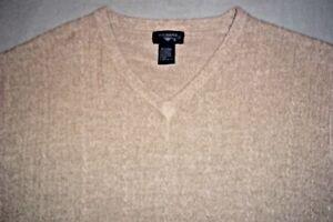 Dockers Sweater Vest V-Neck 100% Acrylic Mens XL