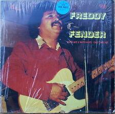 Scarce Freddy Fender Out of Reach - Starflite - VG+ Vinyl & Shrink