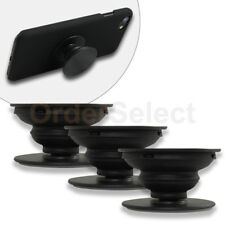 3X Universal POP OUT - UP Phone Stand Expanding Grip Tablet Holder Mount Stand