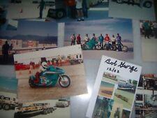 90 Photos - Vintage BONNEVILLE Salt Flats Race - BOB GEORGE