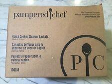 Pampered Chef 100118 Quick Cooker Steamer Basket (2)