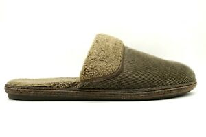 LB Evans Brown Casual Slide Lounge Slippers Shoes Men's 16 M