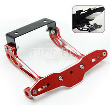 New Universal High Quality CNC Billet Motorcycle Tail Tidy Lisence Plate Bracket
