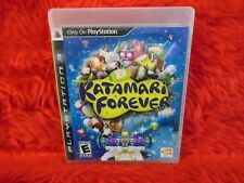 ps3 KATAMARI FOREVER *x The Ultimate Rolling Experience Game NTSC REGION FREE