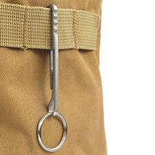 Carabiner Hanging Outdoor Equipment Carabiner Sports Tool Rattlesnake Clip Hs3