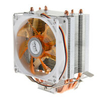 CPU Cooler 4 Heatpipe 9cm Fan for Intel AMD LGA 775/1366/1150/1151/1155/1156