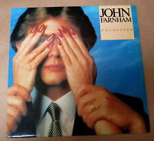 JOHN FARNHAM * UNCOVERED * 33RPM LP RECORD EMI 1980 AUSTRALIAN PRESSING